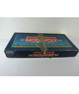 Monopoly Deluxe Anniversary Edition Game Complete Gold Tokens incomplete... - $20.79