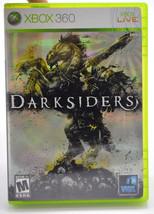 Darksiders Microsoft Xbox 360 2010 Video Game Vigil Complet en Boîte Cib - $9.78