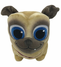 "Disney Store Rolly 12"" Plush Puppy Dog Pals Pug Authentic - $39.59"