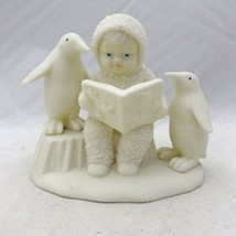 Department 56 Snowbabies - Read me a Story - #79456 - EUC - $12.87