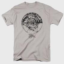 Dark Crystal Symbol T-shirt 80s movie retro style 100% grey cotton tee DK140 image 2