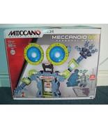 Meccanoid G15 Personal Robot - Meccano Erector Building Set - Interactive - $23.22