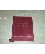The Magnificent Jewels of Florence J Gould Catalog Christies New York Ap... - $99.00