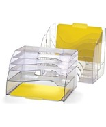 Officemate Two-Way Organizer, 5-Tier, Clear 22924 - $62.27