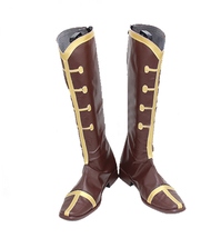 Overlord Mare Bello Fiore Cosplay Boots Buy - $60.00