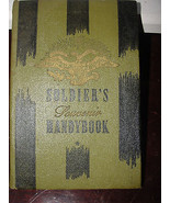 Soldier's Souvenir Handybook, hardcover, 1943-1944 - $85.50