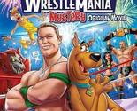 Scooby-Doo-Wrestlemania Mystery (Dvd/Ff/Os)