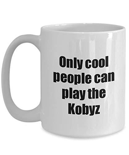 Primary image for Kobyz Player Mug Musician Funny Gift Idea Gag Coffee Tea Cup 15 oz