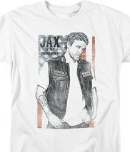 Sons of Anarchy Jax Teller Crime tragedy TV series adult graphic t-shirt SOA113 image 3