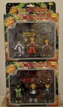 unifive Dragon Ball Z dbz Super Strap set Figure Lot of 2 Complete Friez... - $64.80