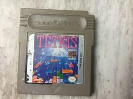 TETRIS Original Nintendo Game Boy GB GameBoy Game Cartirdge Gray - $6.79