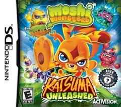 MOSHI MONSTERS:KATSUMA UNLEASHED NLA  - Nintendo DS - (Brand New) - $24.24