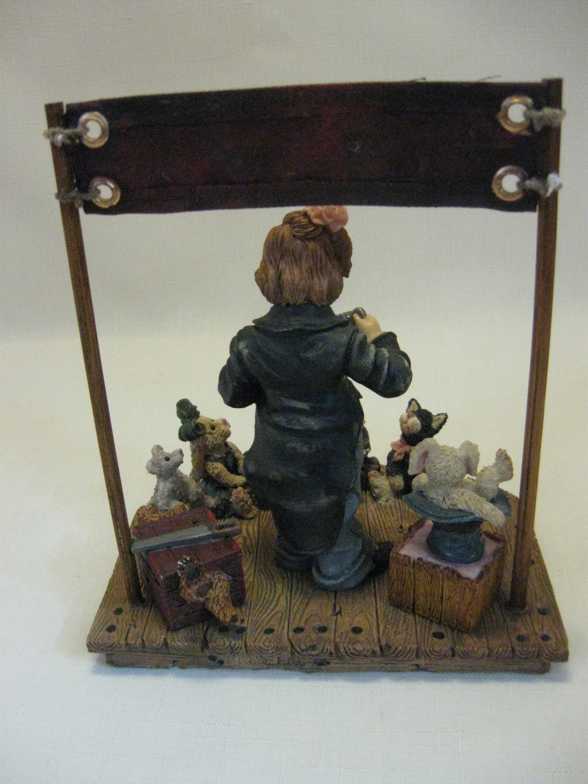 Yesterdays Child Figurine The Magic Show at 4 Limited Edition Boyd's Collection image 5