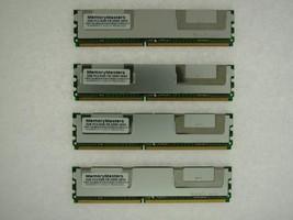 8GB (4x2GB) MEMORY RAM 4 HP/Compaq Workstation xw8400 (DDR2-PC5300, FULLY BUF)
