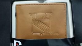 NHL New York Rangers Embossed Billfold / Wallet - $39.19