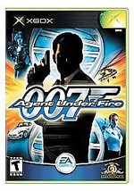 James Bond 007 in Agent Under Fire (Microsoft Xbox, 2002) - $3.95