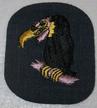 VULTURE KNEE PATCH HEAT PRESS   2 for 1 PRICE - $0.99