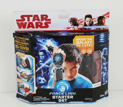 Star Wars Force Link 2.0 STARTER SET WITH KYLO REN ACTION FIGURE (BRAND ... - $9.90