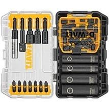 DEWALT DWA2T35IR FlexTorq 35-Piece IMPACT READY Screwdriving Bits Set wi... - $78.36