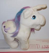 1984 My Little Pony Hasbro Softies GLORY G1 MLP Unicorn Pony - $32.73