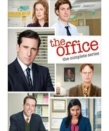 The Office Complete Series Seasons 1-9 (DVD, 38-Disc Box Set)Brand New - $94.99
