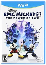 Epic Mickey 2: The Power of Two - Nintendo Wii U [video game] - $4.92