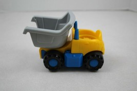 FISHER PRICE Little People Construction Dump Truck Vehicle - $4.94