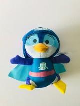 "Disney Junior Muppet Babies Captain Ice Cube Summer Penguin Plush 6"" BRAND NEW - $9.87"