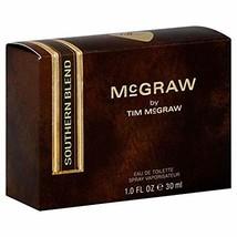 Mcgraw Southern Blend By Tim Mcgraw Men Fragrance Eau de Toilette