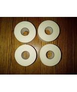 "4 15 yards 1.5"" Athletic Tape Sport Basketball Baseball + 1 foam wrap - $19.99"