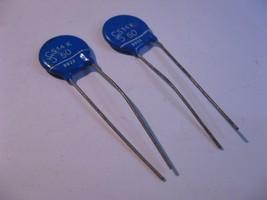 metal-oxide; THT; 275VAC; 350VDC; 430V; 120... SIOV-S07K275-10pcs Varistor