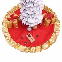High Quality Skirt Christmas Tree Decorations Non Woven Fabrics Christma... - $7.91