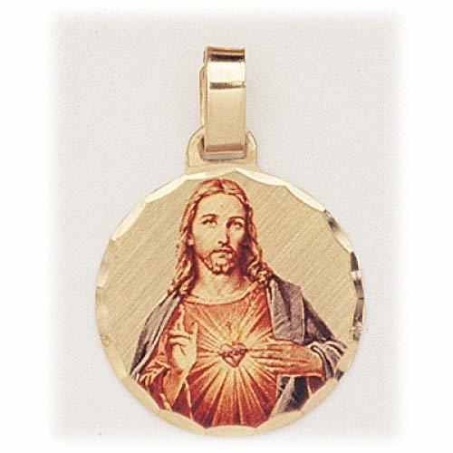 Primary image for Catholic & Religious Gifts, PHOTO CHARM SACRED HEART OF JESUS