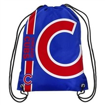 Chicago Cubs Drawstring Backpack Water Resistant Dorm Fan Gift - ₹1,623.31 INR