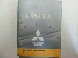 2010 MITSUBISHI Lancer Electrical Supplement Service Repair Manual OEM - $59.39