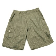REEF Hybrid Cargo Shorts Size 34 Waist Premium Fit Multipurpose Swim Hik... - $27.33