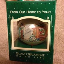 Vintage 1986 The Magi Glass Hallmark Ornament i... - $10.00