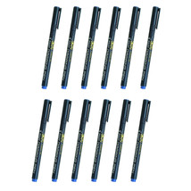 Pilot 0.2mm Drawing Pen (12pcs), Blue Ink, SW-DR-02 - $28.99