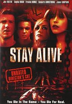 Stay Alive - The Director's Cut (Widescreen Edition) (2006) DVD
