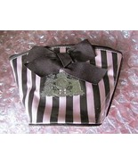 Juicy Couture Sephora Cosmetic Makeup Pouch Bag Scottie Dogs - $44.55