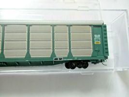 Micro-Trains # 11100091 Southern 89' Tri-Level Closed Autorack N-Scale image 3