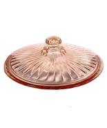 Vintage Anchor Hocking Pink Depression Glass Fo... - $9.95