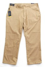 Polo Ralph Lauren Performance Khaki Stretch Classic Fit Pants Men's NWT - $74.24