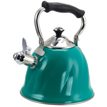 Mr Coffee Alberton  Tea Kettle with Lid in Emerald Green - €34,45 EUR