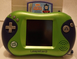 LeapFrog LeapPad Leapster 2 w/ Game - $34.64