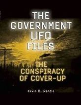 The Government UFO Files: The Conspiracy of Cover-Up - $13.95