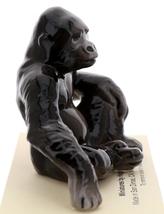 Hagen-Renaker Miniature Ceramic Wildlife Figurine Silverback Gorilla