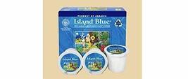 Island blue 100% Jamaica blue Mountain Coffee (12 capsules) - $35.00
