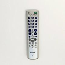 Genuine Sony RM-V202 TV Remote Control OEM Original Replacement - $9.45