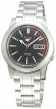 Seiko Men's SNKK31J1 5 Automatic Stainless Steel Watch - £83.39 GBP